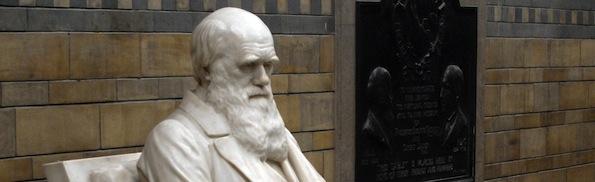 Estátua de Darwin